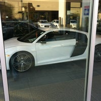 Photo taken at Audi North Houston by Nelson💰 on 12/27/2012