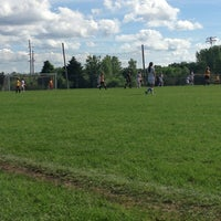 Photo taken at Coon Rapids Soccer Complex by Barb M. on 6/23/2013