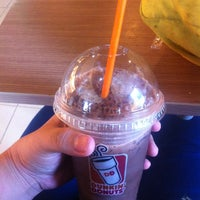 Photo taken at Dunkin' Donuts by Andrew W. on 4/4/2014