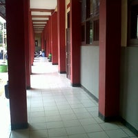 Photo taken at SMPN 1 Cibinong (RSBI) by Ridho A. on 5/7/2013