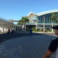 Photo taken at Da Nang International Airport (DAD) by Bee Y. on 6/26/2013