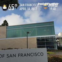 Photo taken at City College of San Francisco, Ocean Campus by Linda K. on 4/19/2017