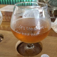 Photo taken at Backcountry Brewery Rowlett by Ernesto A. on 5/23/2015