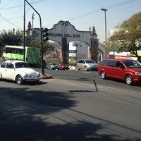 Das Foto wurde bei Los Arcos de Colinas del Sur von Eduardo Eliud C. am 1/26/2013 aufgenommen