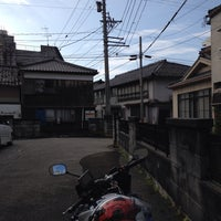 Photo taken at 奥田屋 by ブリブリモンキー on 7/8/2014