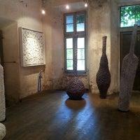 Photo taken at Palazzo Penotti Ubertini by Flavio F. on 6/4/2013