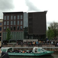 Photo taken at Anne Frank House by Aaron G. on 6/14/2013