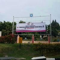 Photo taken at Dewan Jemerlang Intan Kampus Wilayah Selatan by Bed M. on 11/7/2014