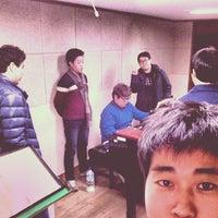 Photo taken at 서울대학교 음악대학 by Sungbin P. on 1/11/2014