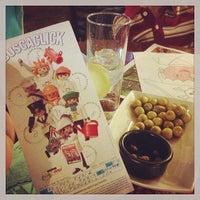 Photo taken at Restaurant El Cortijo by Javier F. on 10/12/2013