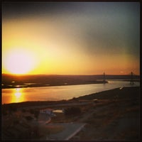 Photo taken at Hotel Parador de Ayamonte by Javier F. on 8/12/2013