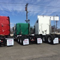 Photo taken at North Jersey Truck Center by Abdullah TA1AB P. on 3/30/2015
