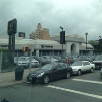 Photo taken at Bay Ridge Lexus by Abdullah TA1AB P. on 5/24/2013