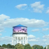Photo taken at Detroit Zoo Water Tower by Abdullah TA1AB P. on 9/16/2014