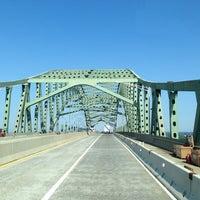 Photo taken at Burlington–Bristol Bridge by Abdullah TA1AB P. on 7/29/2013