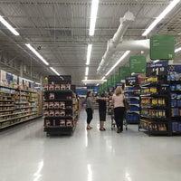 Photo taken at Walmart Supercenter by Abdullah TA1AB P. on 12/27/2015