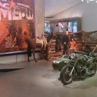Photo taken at Центральный музей Вооруженных Сил by Alexander P. on 5/19/2013