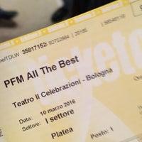 Photo taken at Teatro delle Celebrazioni by YeStoryteller on 3/10/2016