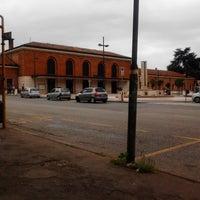 Photo taken at Stazione Rovigo by Davide B. on 5/10/2013
