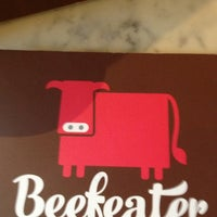 Photo taken at Beefeater by Luke J. on 8/13/2013