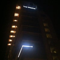 Photo taken at The Westin by W C. on 1/8/2013