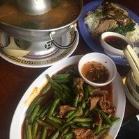 Photo taken at Yai Restaurant by Таня Я. on 10/30/2017