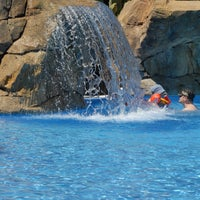 Photo taken at La Reserva WaterPark Protur hotels by Protur Hotels on 6/19/2013