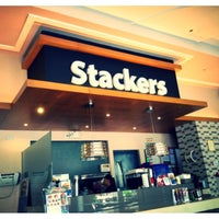 Photo taken at Stackers Burger Cafe by bjoyce on 7/20/2013