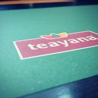 Photo taken at Teayana by ManallSalleh on 11/23/2013