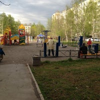 Photo taken at Во Дворе by Светлана . on 5/12/2013
