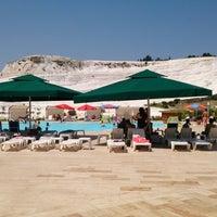 Photo taken at Natural Park Havuz by Mehmet A. on 7/28/2013