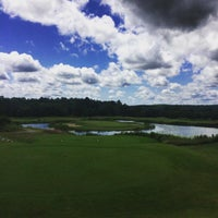 Photo taken at Hawk Ridge Golf by Andrew B. on 7/18/2016
