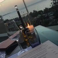 Photo taken at Mediterranean Restaurant Sheraton by Delphine v. on 8/3/2016