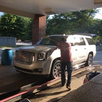 Photo taken at Greenville Car Wash (Simpsonville) by Tom K. on 6/10/2017