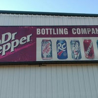 Photo taken at Dr Pepper Bottling Co by Tom K. on 1/7/2016