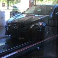 Photo taken at Greenville Car Wash (Simpsonville) by Tom K. on 9/23/2017