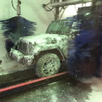 Photo taken at Greenville Car Wash (Simpsonville) by Tom K. on 9/21/2017