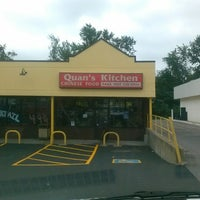 Photo taken at Quan's Kitchen by Steve B. on 8/31/2013