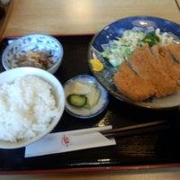 Photo taken at ホテルふじや by Takahiro S. on 4/19/2014