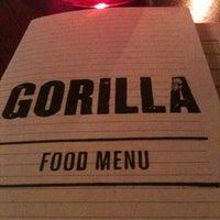 Photo taken at Gorilla by David P. on 2/28/2013