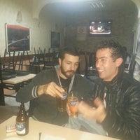 Photo taken at Nokta pub by Reşit Ç. on 12/25/2014