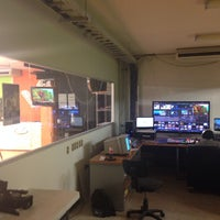 Photo taken at Tv España by Gustavo G. on 1/10/2014