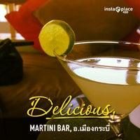 Photo taken at Martini Bar by Tee C. on 3/17/2013