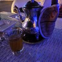 Photo taken at Le Duplex Restaurant & Cafe مطعم ومقهى لي دوبليكس by Berna T. on 1/17/2014
