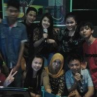 Photo taken at NAV Karaoke Keluarga Palembang Square by Danu A. on 5/5/2013