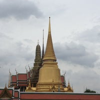 Photo taken at Temple of the Emerald Buddha by Pla T. on 6/22/2013