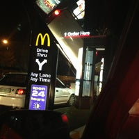 Photo taken at McDonald's by Stephanie H. on 7/27/2013