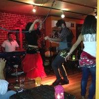 8/18/2013 tarihinde Elif U.ziyaretçi tarafından Café Gitana'de çekilen fotoğraf