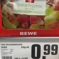Photo taken at REWE by Leonid K. on 5/17/2014