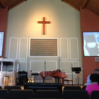 Photo taken at Shelter Rock Church by shaun s. on 4/7/2013